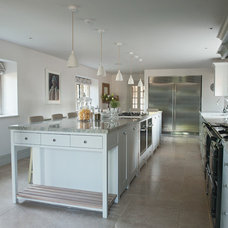 Farmhouse Kitchen by Sims Hilditch