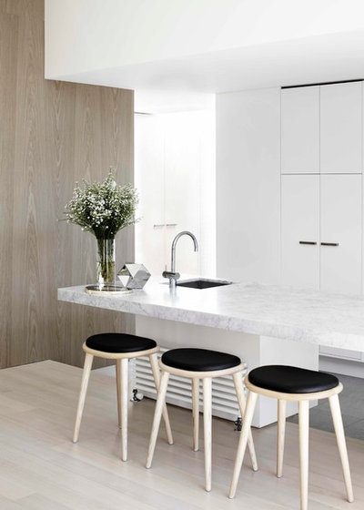 Contemporary Kitchen Sinclair Residence