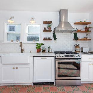 Sinclair - Silver Lake  -  Kitchen Remodeling - Spanish Revival