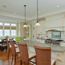 Beach Style Kitchen by Direction One, Inc.