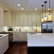 Traditional Kitchen by Dunmore Design Build Inc