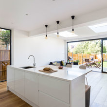 Kitchen Tour: A Light, Bright Kitchen Extension Opens Up a Family Home