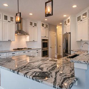 Single Story Custom Craftsman Style Home