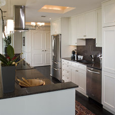 Contemporary Kitchen by Cabinet Innovations