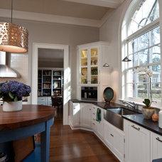 Traditional Kitchen by Kitchens Unlimited- Karen Kassen, CMKBD