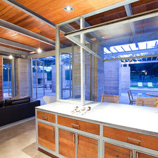 Contemporary Kitchen by Mell Lawrence Architects