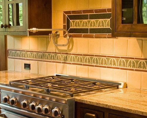 Art Nouveau Tile Ideas Pictures Remodel And Decor
