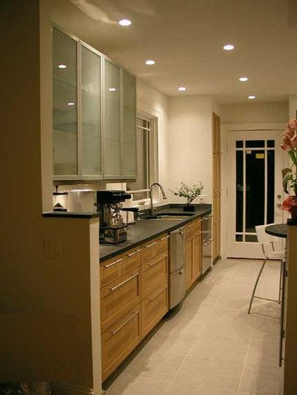 Contemporary Kitchen by Sixzero6 Design