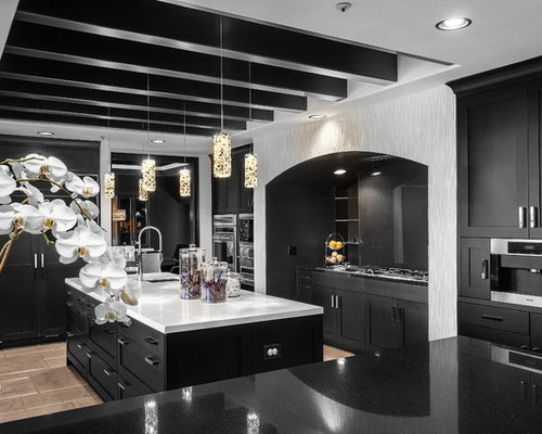 Kardashian House Jenner Kitchen Design Ideas & Remodel