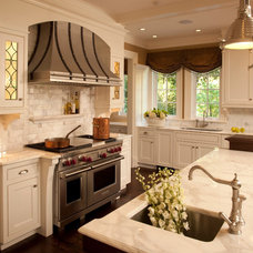 Traditional Kitchen by Marcus Gleysteen Architects
