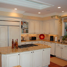 Traditional Kitchen by Coastal Bath and Kitchen