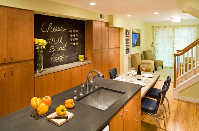 Contemporary Kitchen by Wentworth, Inc.