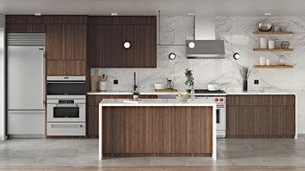 Skipp Ash Contemporary Kitchen Design