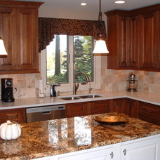 Traditional Kitchen by The Kitchen Solution Co.