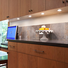 Modern Kitchen by Kirk Design and Construction