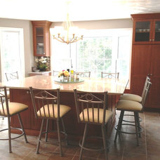 Traditional Kitchen by Lowes of Epping NH