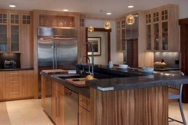 Contemporary Kitchen by Arturo Palombo Architecture