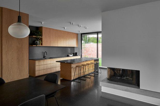 Modern Küche by Melbourne Design Studios (MDS)