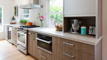 Sleek & Functional Kitchen Layout - An Aptos Ranch Style Remodel