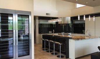 Sleek & Modern Kitchen Cabinets
