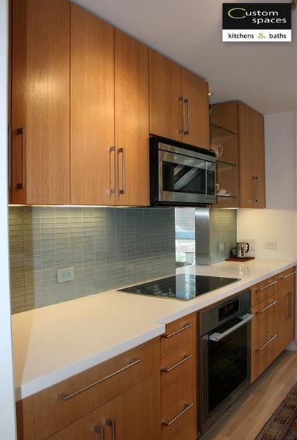 Modern Kitchen by Custom Spaces Design