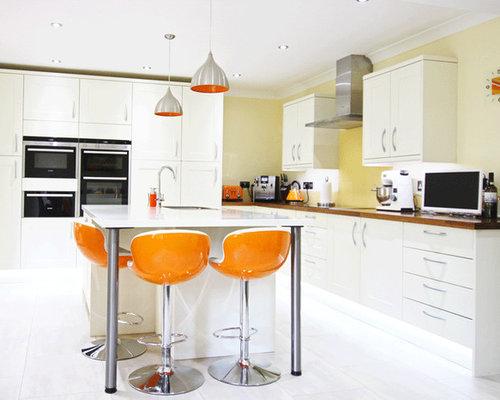 Sleek modern kitchen design - Sleek kitchen designs ...