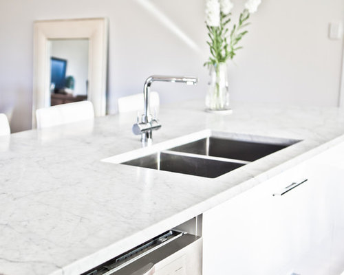 Carrara Marble Benchtop Home Design Ideas Renovations
