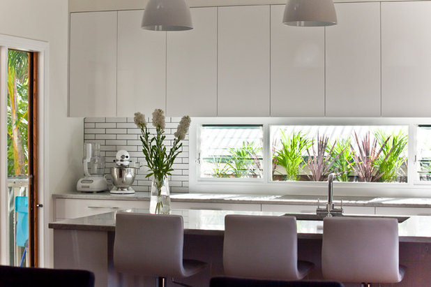 Contemporary Kitchen by Kitchens by Kathie