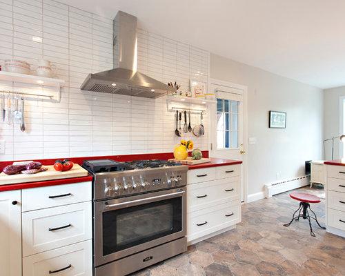 Scandinavian Bridgeport Kitchen Design Ideas Remodel Pictures Houzz