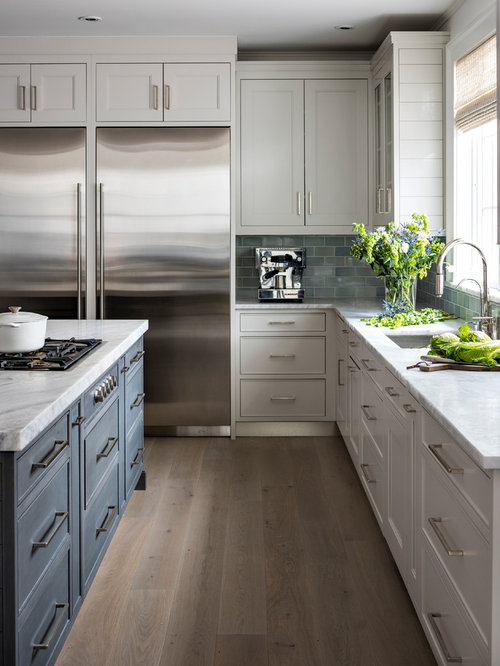 Kitchen design ideas remodel pictures houzz for Transitional kitchen designs photo gallery