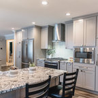 Midcountry French Farm  Farmhouse  Kitchen  New York. Kitchen Red Bar Stools. Kitchen Hood Washdown Systems. Kitchen Furniture Dallas. Open Kitchen Up To Living Room. White Kitchen Nickel Hardware. Kitchen Interior Free Vector. Installing Kitchen Countertops Yourself. Kitchen Colors Feng Shui