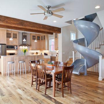 Slide Into Home