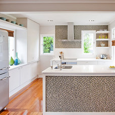 Eclectic Kitchen by Natalie Du Bois