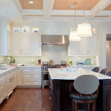 Traditional Kitchen by MDK Design Associates, Inc.