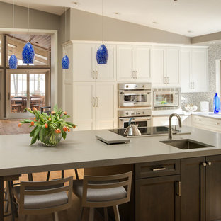 Sloped Ceiling In A Kitchen Ideas & Photos   Houzz