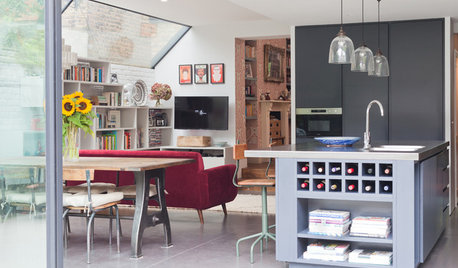 My Room: An Extension Gives a Period Home a Relaxed Family Space