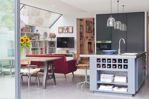 Modern Küche by Brooke Copp-Barton | Home Interior Design