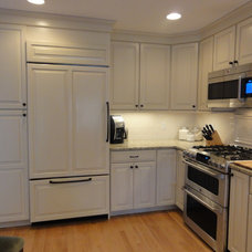 Traditional Kitchen by Capital Kitchen and Bath