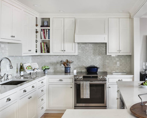 small l shaped kitchen design ideas amp remodel pictures houzz best l shaped kitchen design ideas youtube