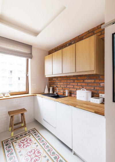 Klein, Aber Fein: 13 Ideen Für Kleine Küchen