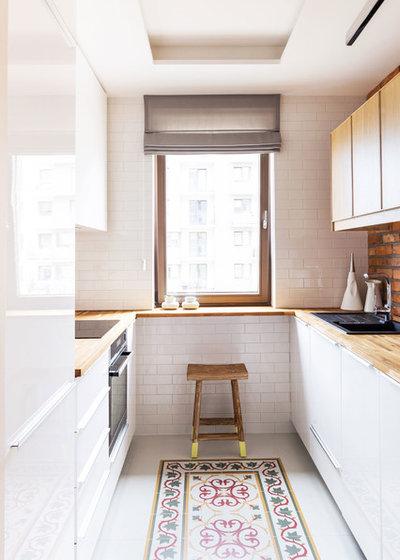 Scandinavian Kitchen by MAQ Studio Architecture + Interior Design