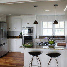 Beach Style Kitchen by Encore Construction