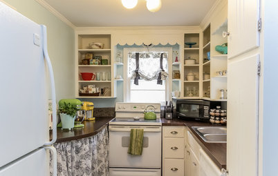 Houzz Call: Show Us Your Compact Kitchen