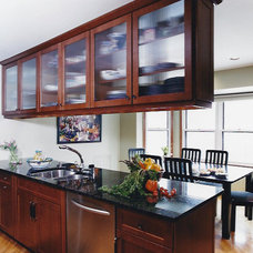 Contemporary Kitchen by d+b kitchen design concepts