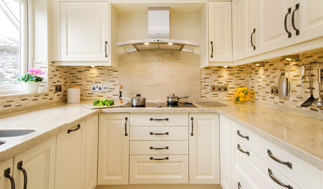 How to Design a U-Shaped Kitchen