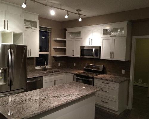 small condo kitchen  houzz
