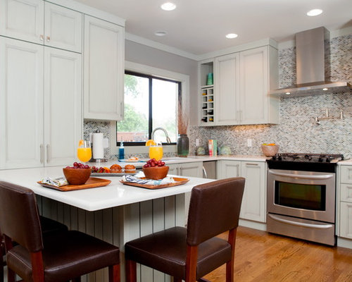 Cottage Kitchen Design small cottage kitchen | houzz