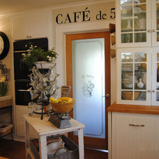 Eclectic Kitchen Small Cottage Kitchen Makeover