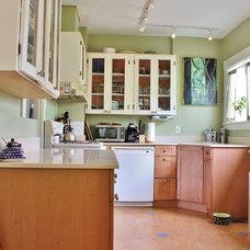 Craftsman Kitchen by Kimberley Bryan