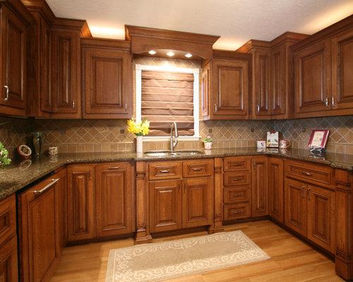 Small Elegant Kitchen Houzz